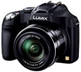 Panasonic LUMIX DMC-FZ70 16.1 MP Digital Camera with 60x Optical Image Stabilized Zoom and 3-Inch...