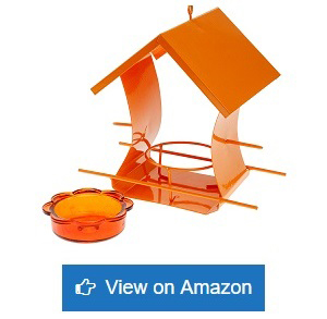 Woodlink-35319-Metal-House-Oriole-Feeder