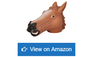 Accoutrements-Horse-Head-Squirrel-Feeder
