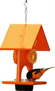 different kinds of bird feeders